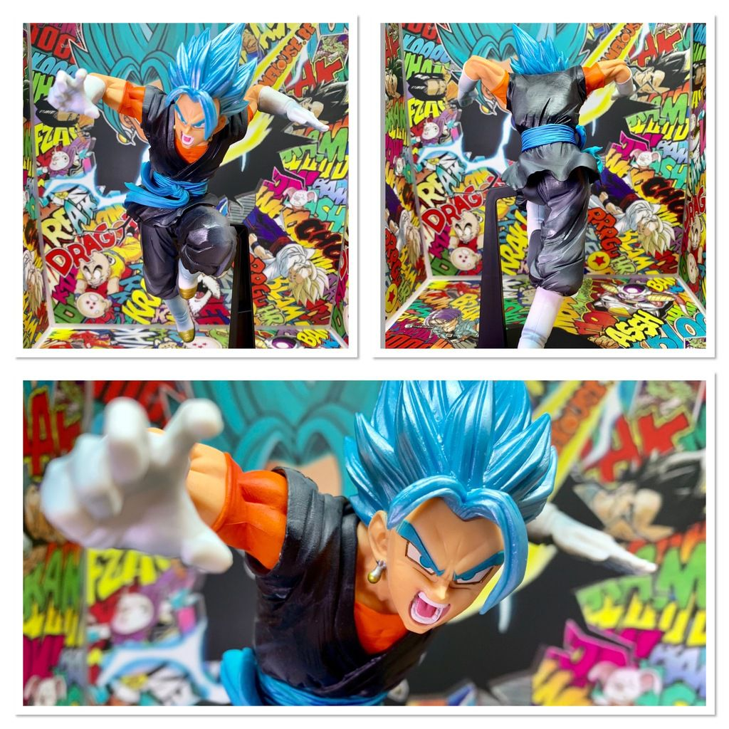 Super Dragon Ball Heroes Vegetto Xeno Blue Vol.3