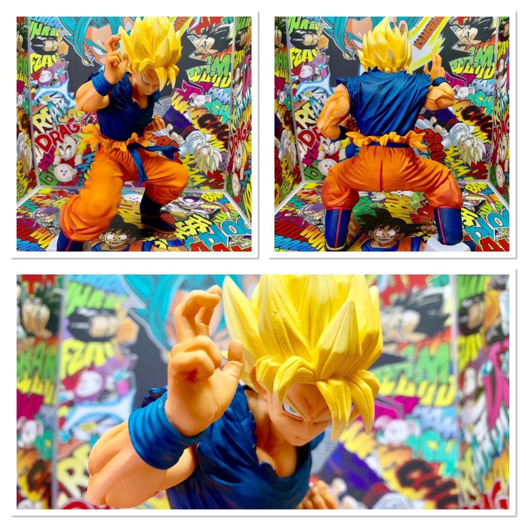 Ichiban Kuji The 20th Film Son Goku Super Saiyan