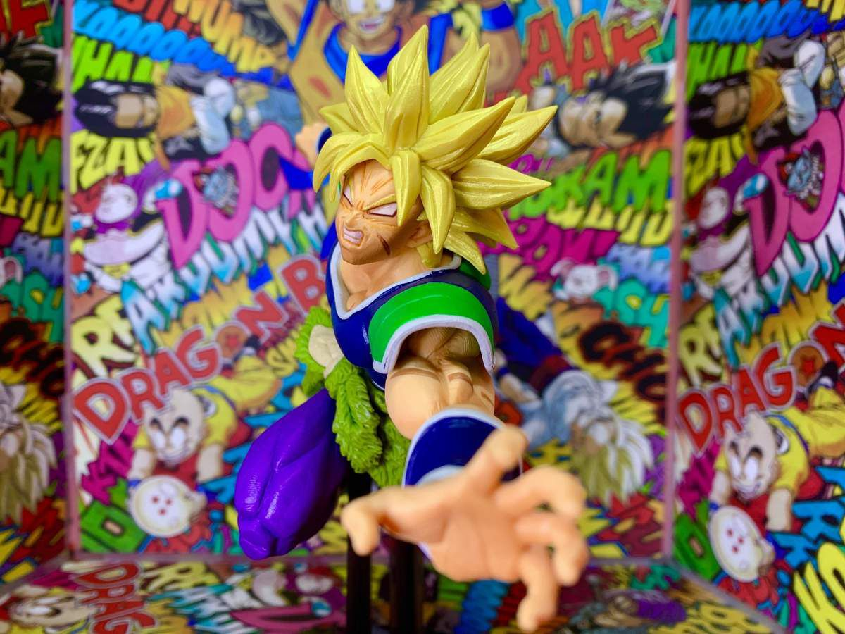 Match Makers Broly SSJ