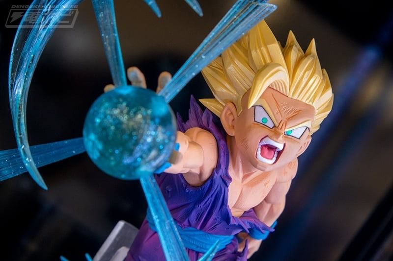 Dragon Ball Z G x materia The Son Gohan prévue pour avril 2020