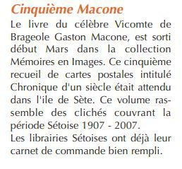 mémoires en images de gaston macone