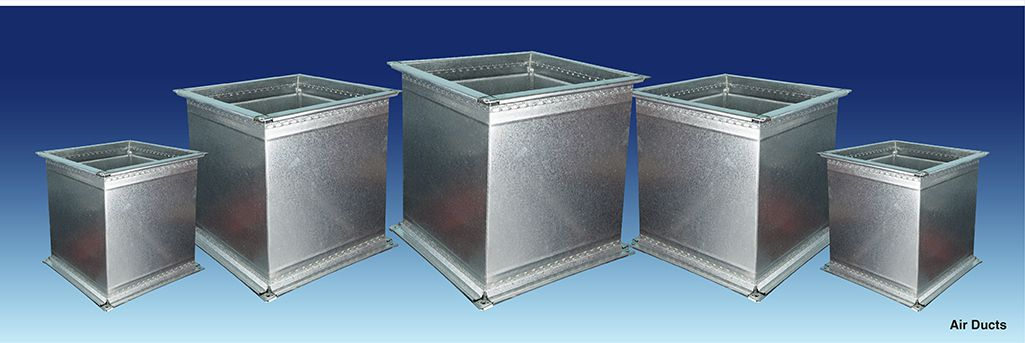 Know More About Volume Control Dampers! - KAD Air Conditioning