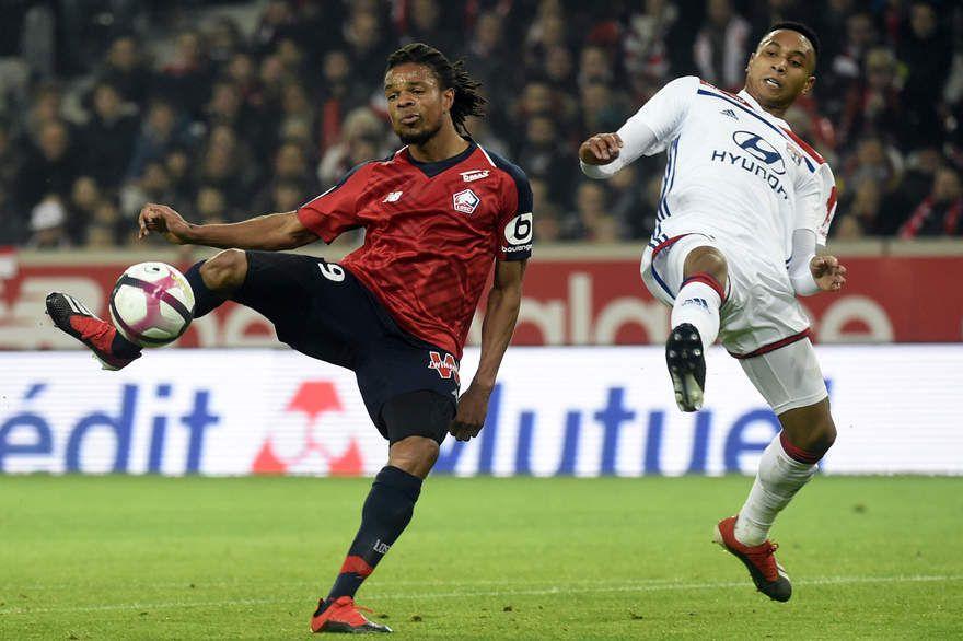 Lille et Lyon se sont quittés sur un nul prolifique. [Crédit photo : RTL.fr]