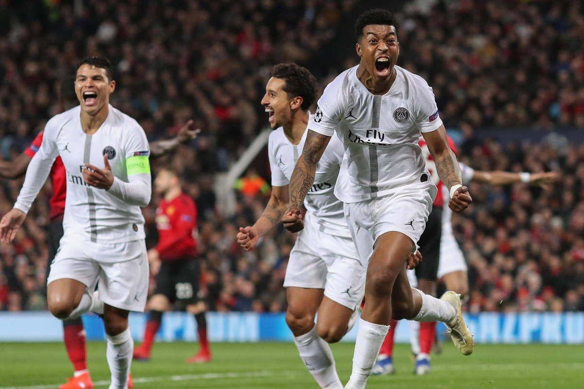 Kimpembe a ouvert le score pour Paris [Crédit photo : L'Internaute]