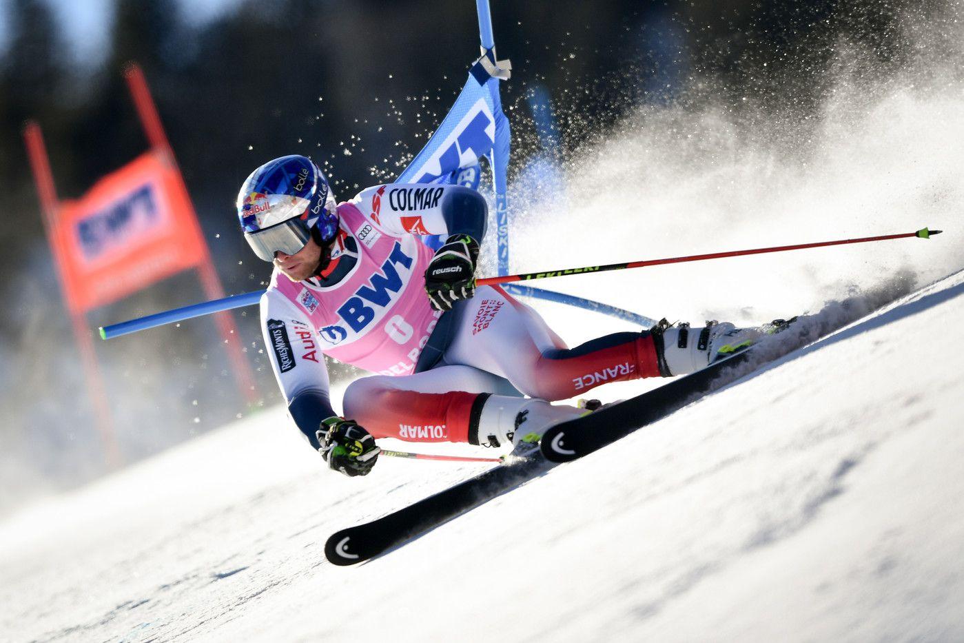 Coupe du monde de ski alpin 2019 2020