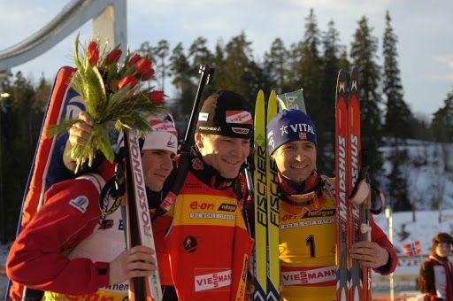 Biathlon rétro, Poirée Bjoerndalen
