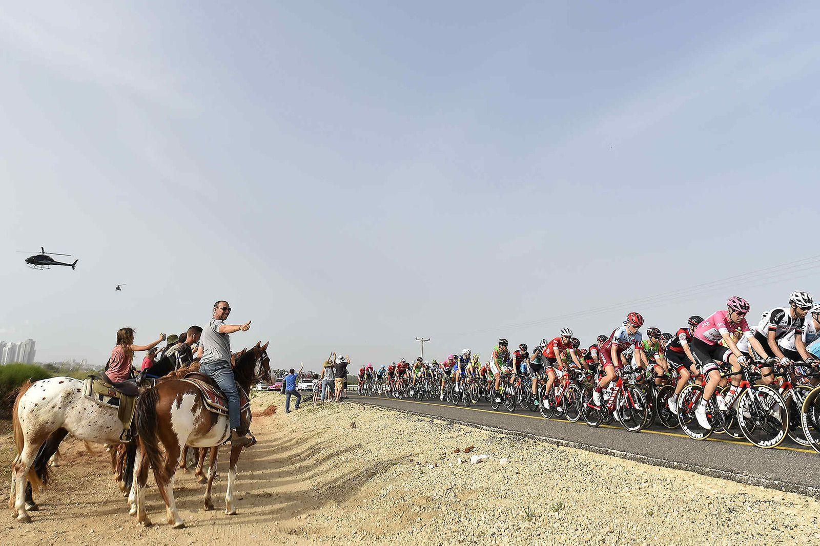 Tour d'Italie, Giro, départ du Giro