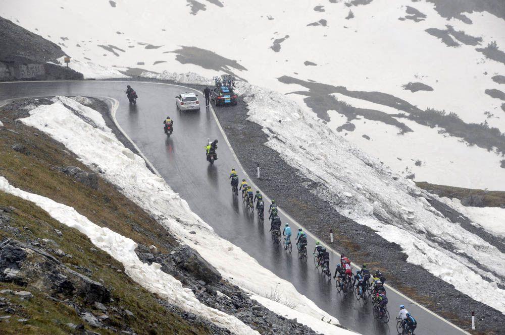 Giro d'Italia, Tour d'Italie, Passo dello Stelvio