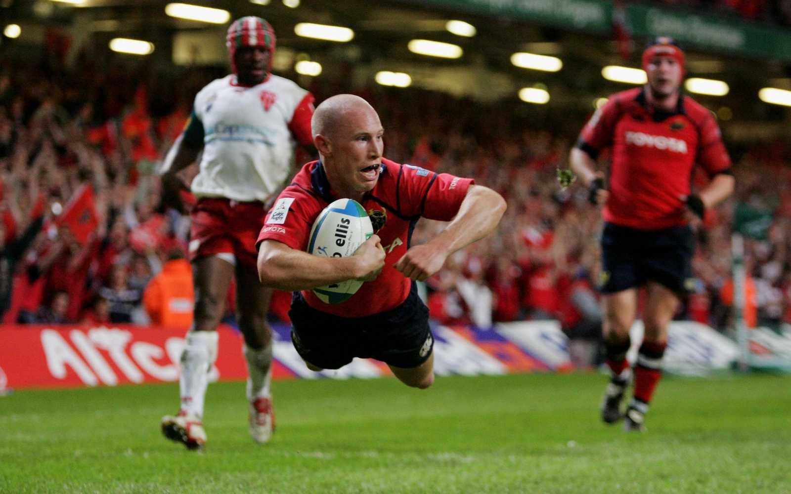 Rugby, Top 14, HCUP, Biarritz-Munster 2006