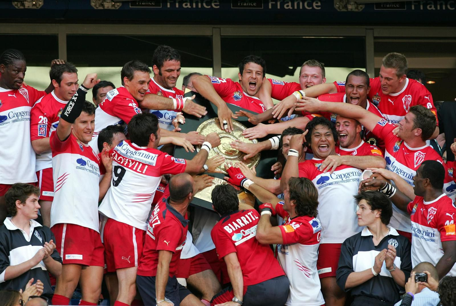 Rugby, Top 14