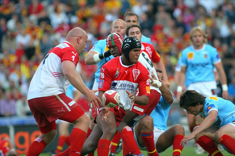 Rugby, Top 14, Jean-Baptiste Gobelet, Biarritz Olympique, Thierry Dusautoir
