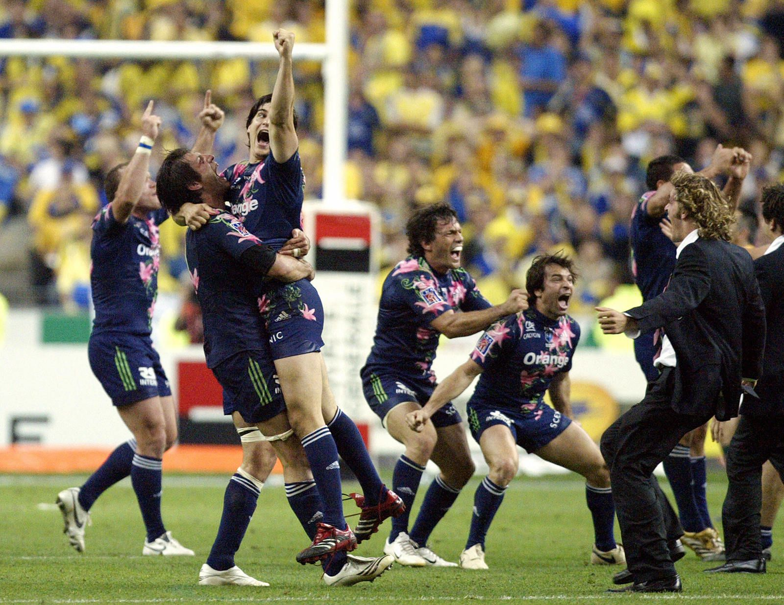 Top 14, Rugby, Stade Français/Clermont 2007, finale