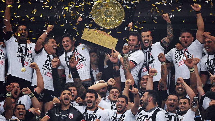 Rugby, Top 14, Stade Toulousain, Toulouse-Clermont 2019