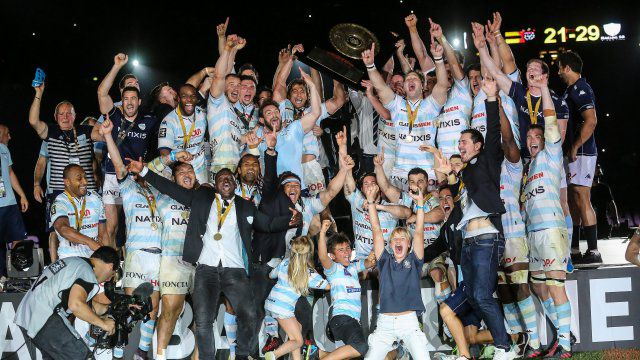 Rugby, Top 14, Racing 92, Racing-Toulon 2016