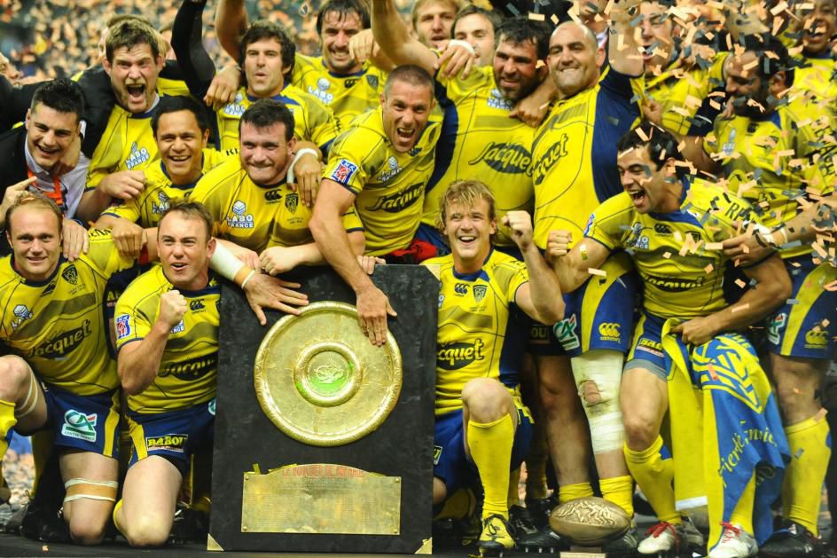 Rugby, Top 14, ASM Clermont-Auvergne, Clermont-Perpignan 2010