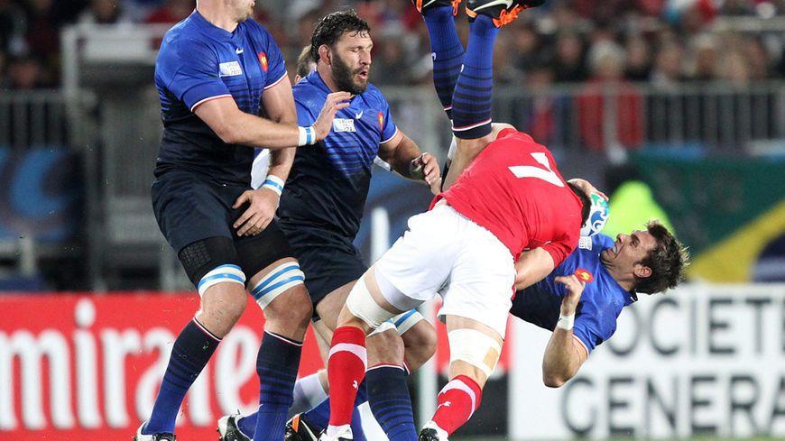 France-Galles 2011, Coupe du monde de rugby 2011