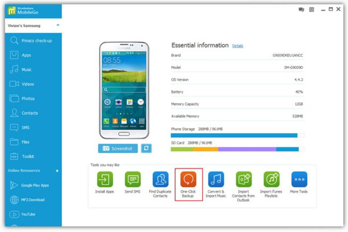 wondershare mobilego for ios download