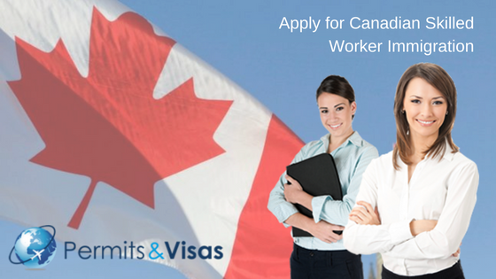 Application for Canada Skilled Worker Immigration