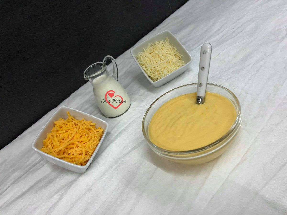 Sauce aux Fromages