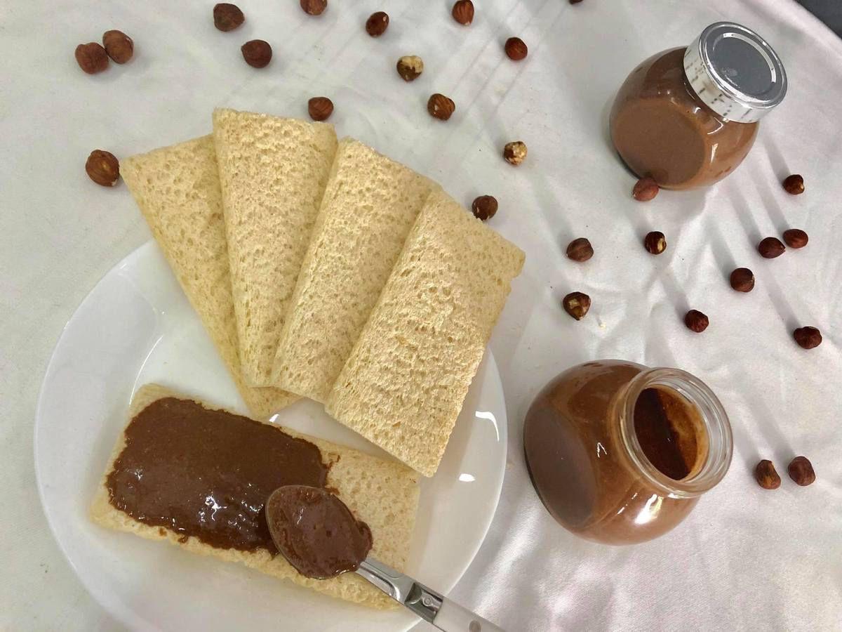 Pâte à Tartiner au Chocolat de Christophe Michalak