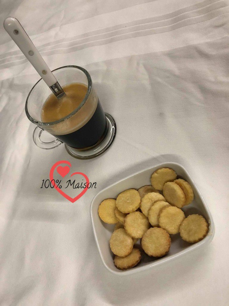 Biscuits au Sirop d'Agave