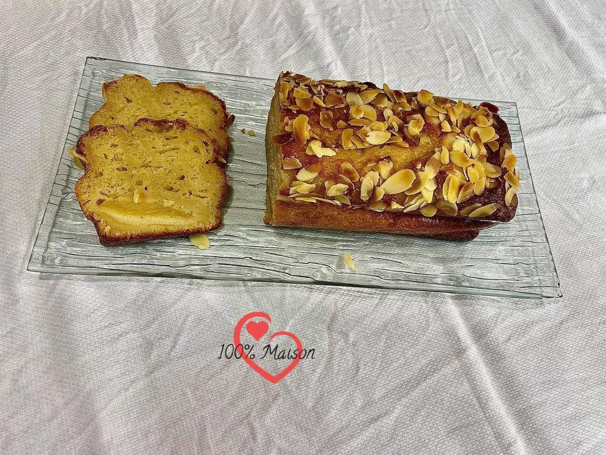 Cake aux Pomme et au Fromage Blanc