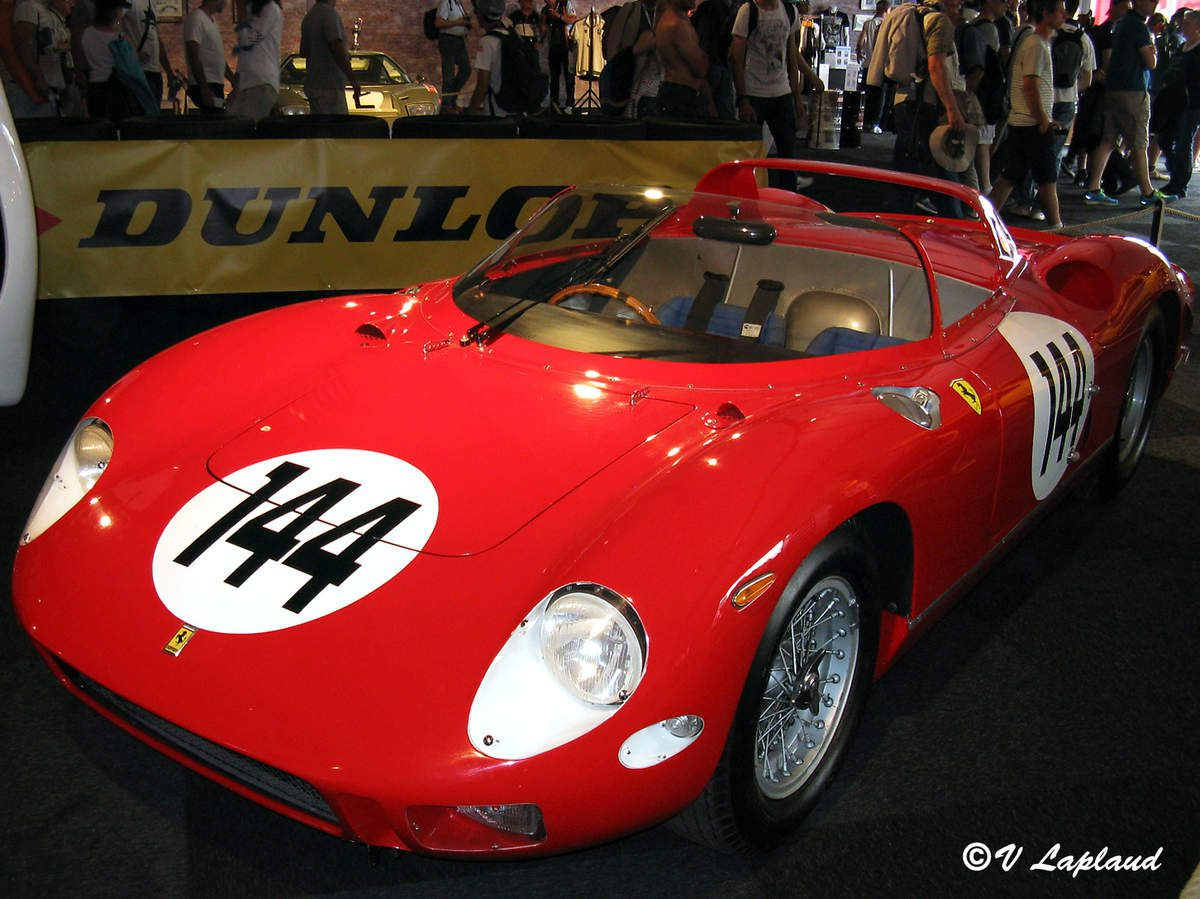 Ferrari 275 P 64 #0820 Version Nurburgring 1964.