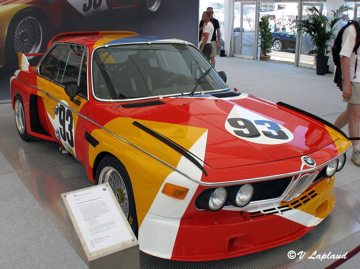 B.M.W. 3.0 CSL Calder Le Mans Classic 2010