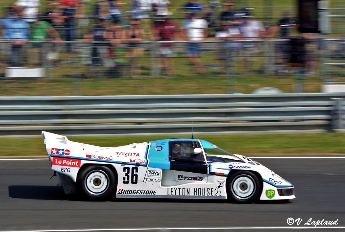 Toyota 85C-L #85C-01 Le Mans Classic 2018