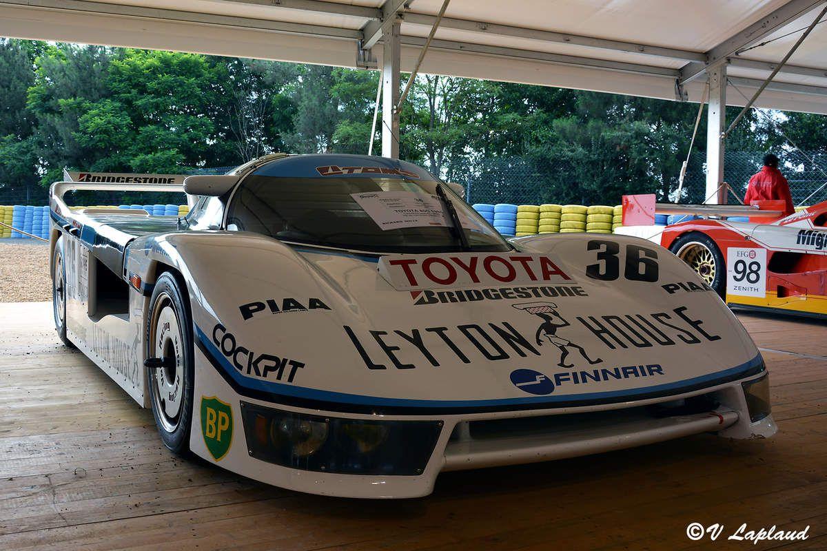 Toyota 85C-L #85C-01 Le Mans Classic 2016.