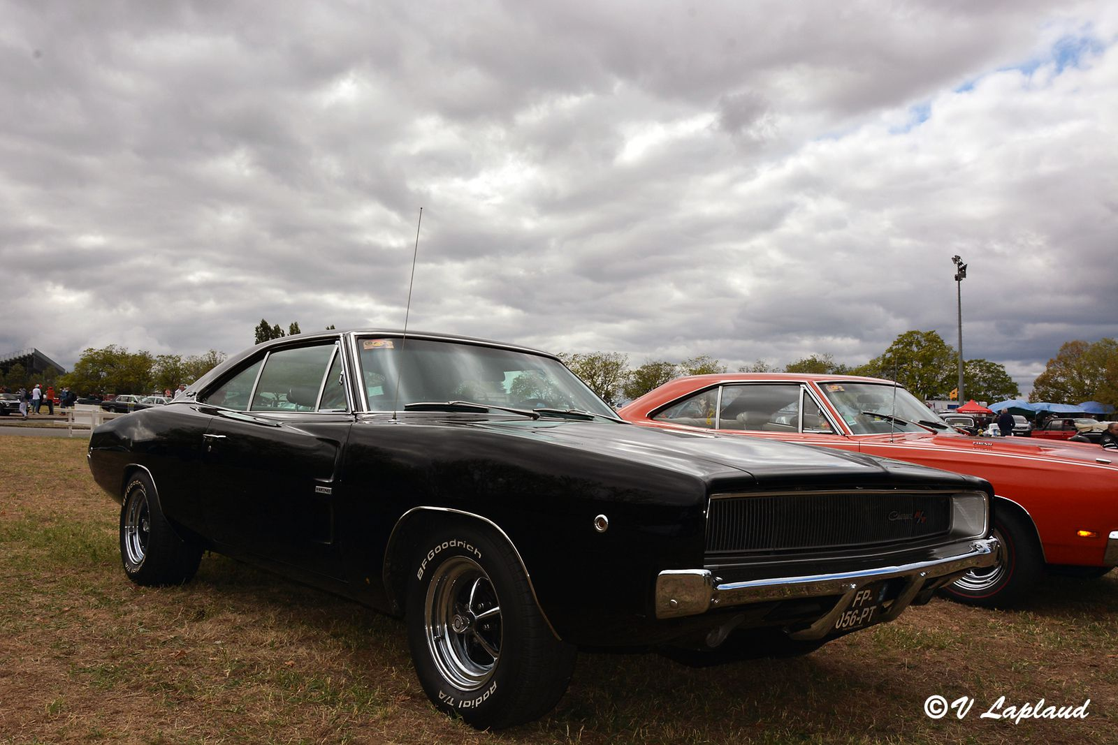 Dodge Charger R/T 1970, Classic Days 2020, Magny-Cours.