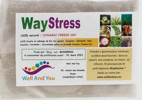 Stress, anti stress