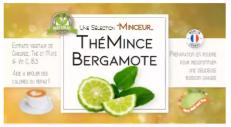 thé bergamote et plantes de véry well and you