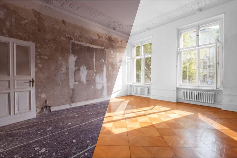 Conseils : Emmenagement dans un nouveau logement à rénover