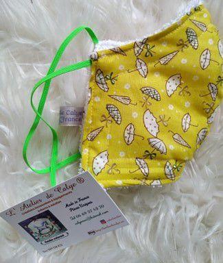 Des masques, encore des masques, toujours des masques, pour les grands pour les petits ..www.eshoplatelierdecalye.fr