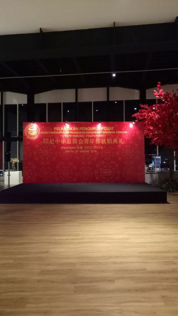 Sewa Backdrop, Backdrop Pameran, Backdrop R8 Murah