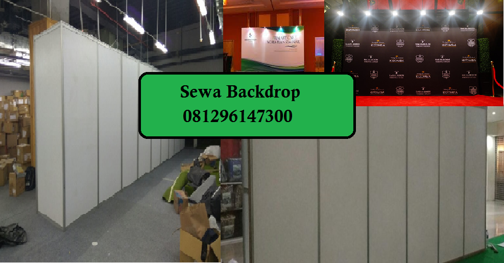 Backdrop Event 081296147300