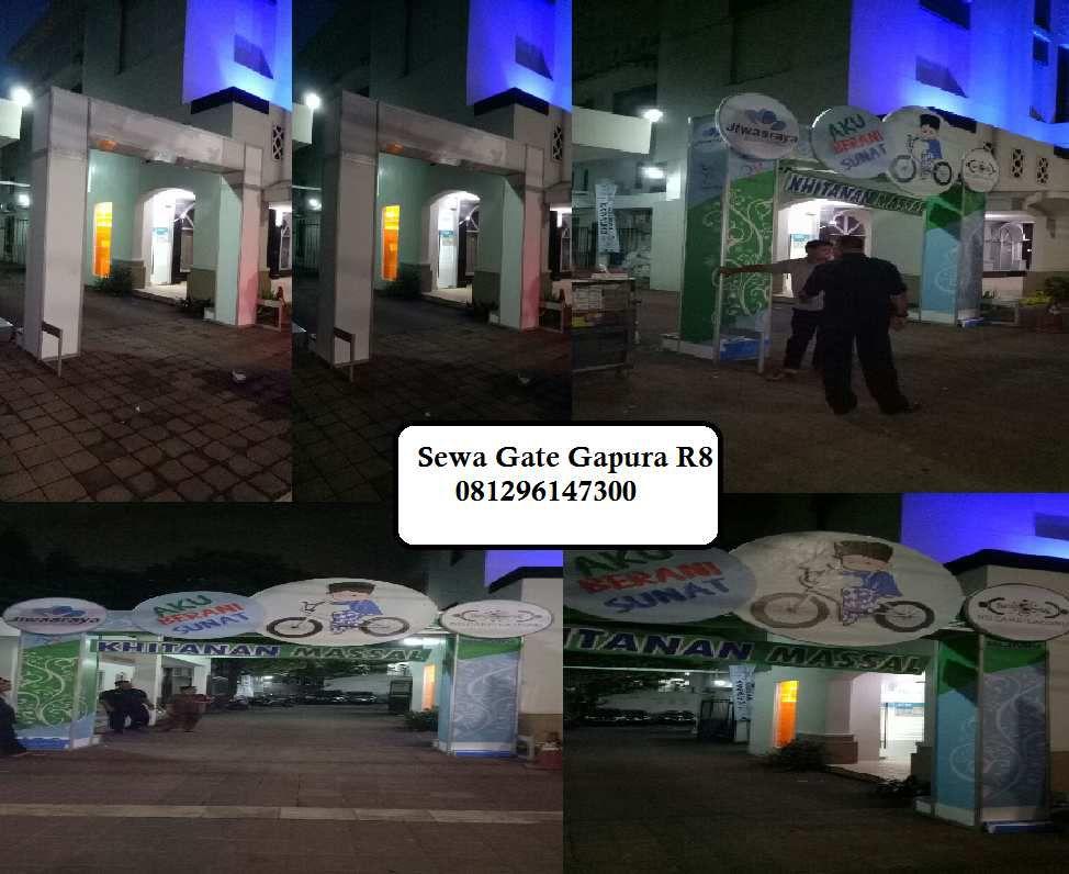 Gate R8, Sewa Gate R8 081296147300