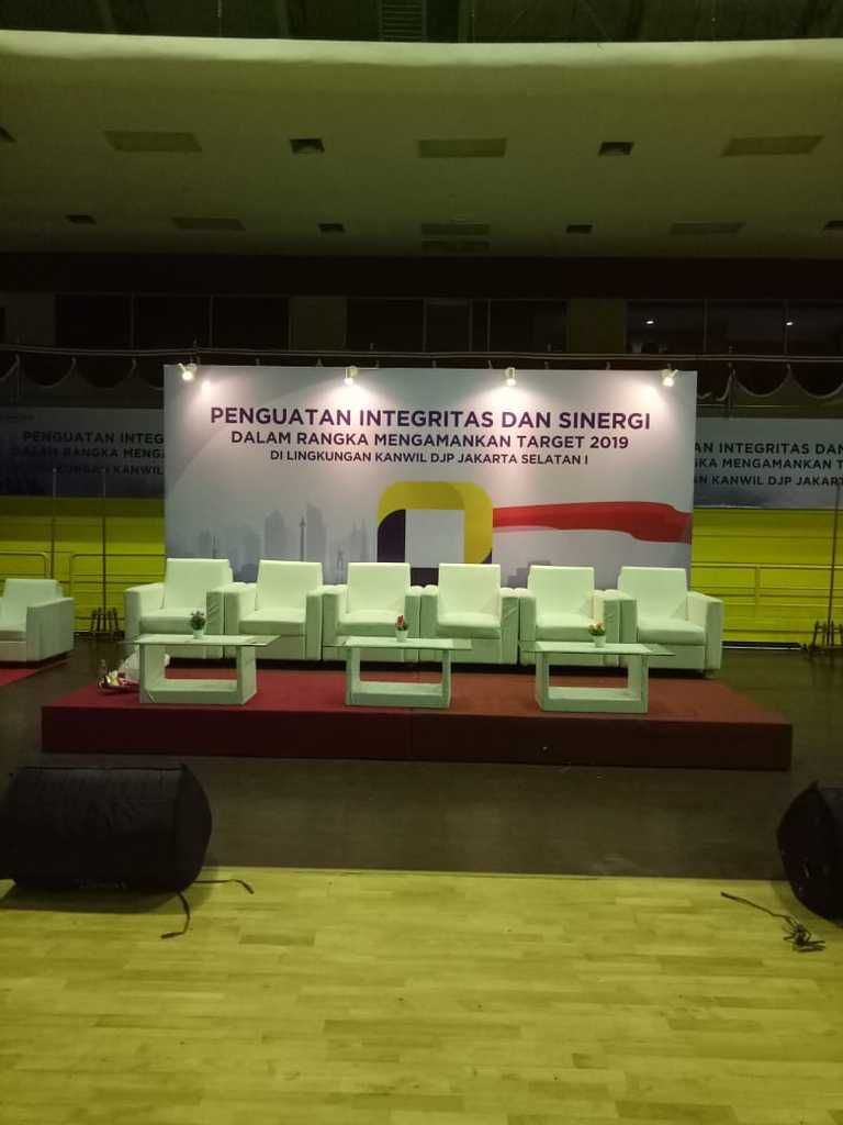 Backdrop Seminar, Backdrop R8, Sewa Backdrop Pameran || 081296147300