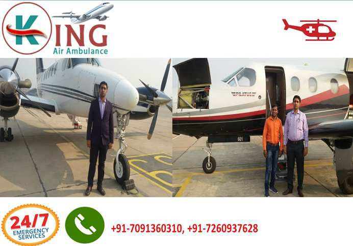 Cost of Air Ambulance Services from Kolkata to Chennai and Vellore with Best Medical Setup