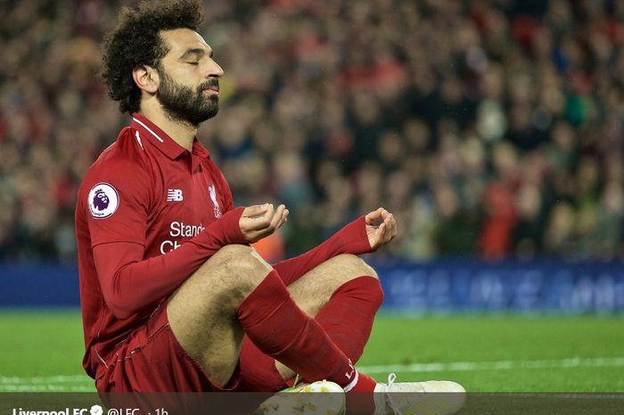 Mohamed Salah Menjadi Rekrutan Terbaik Liverpool