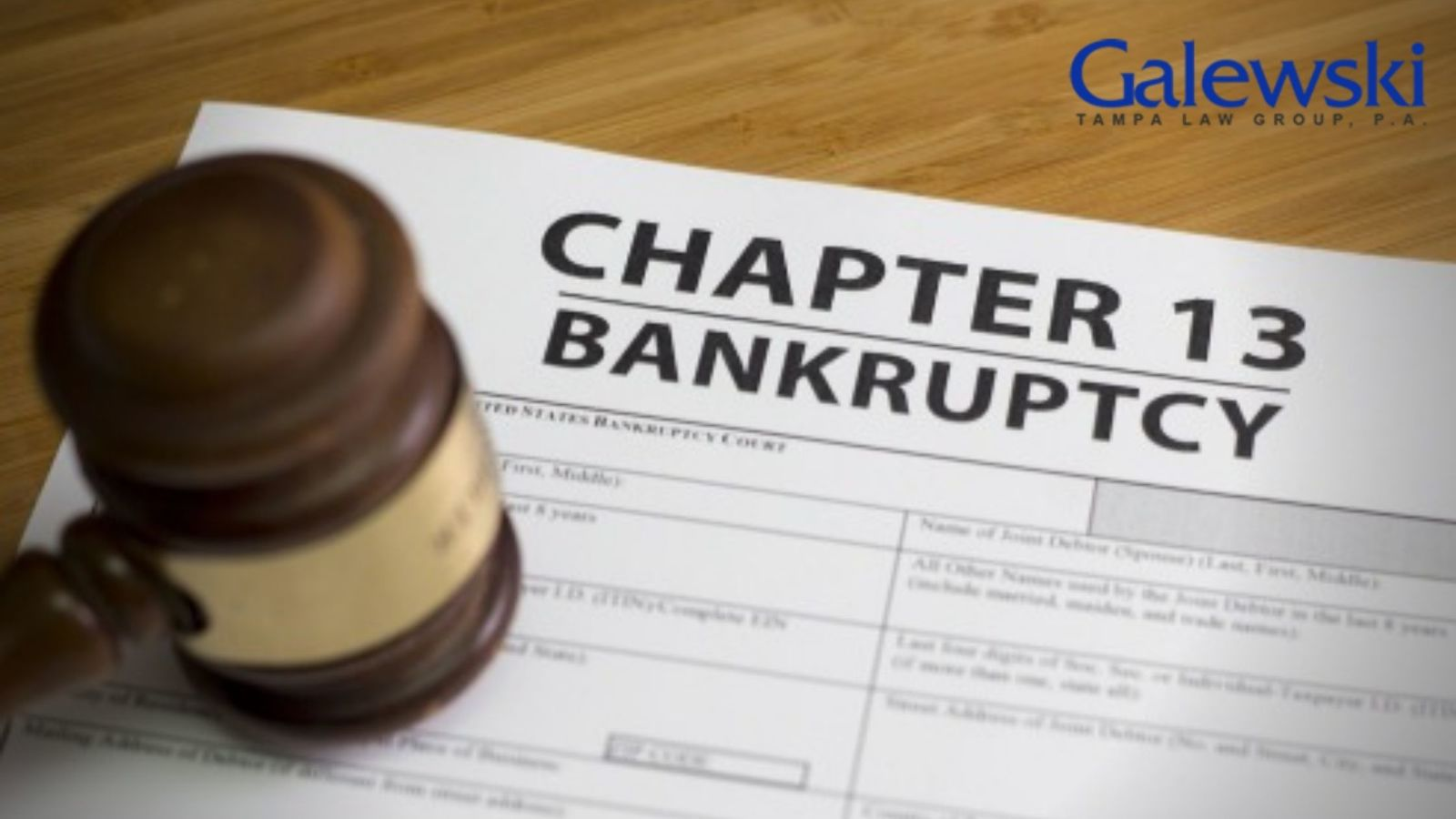 Chapter 13 Bankruptcy Attorneys