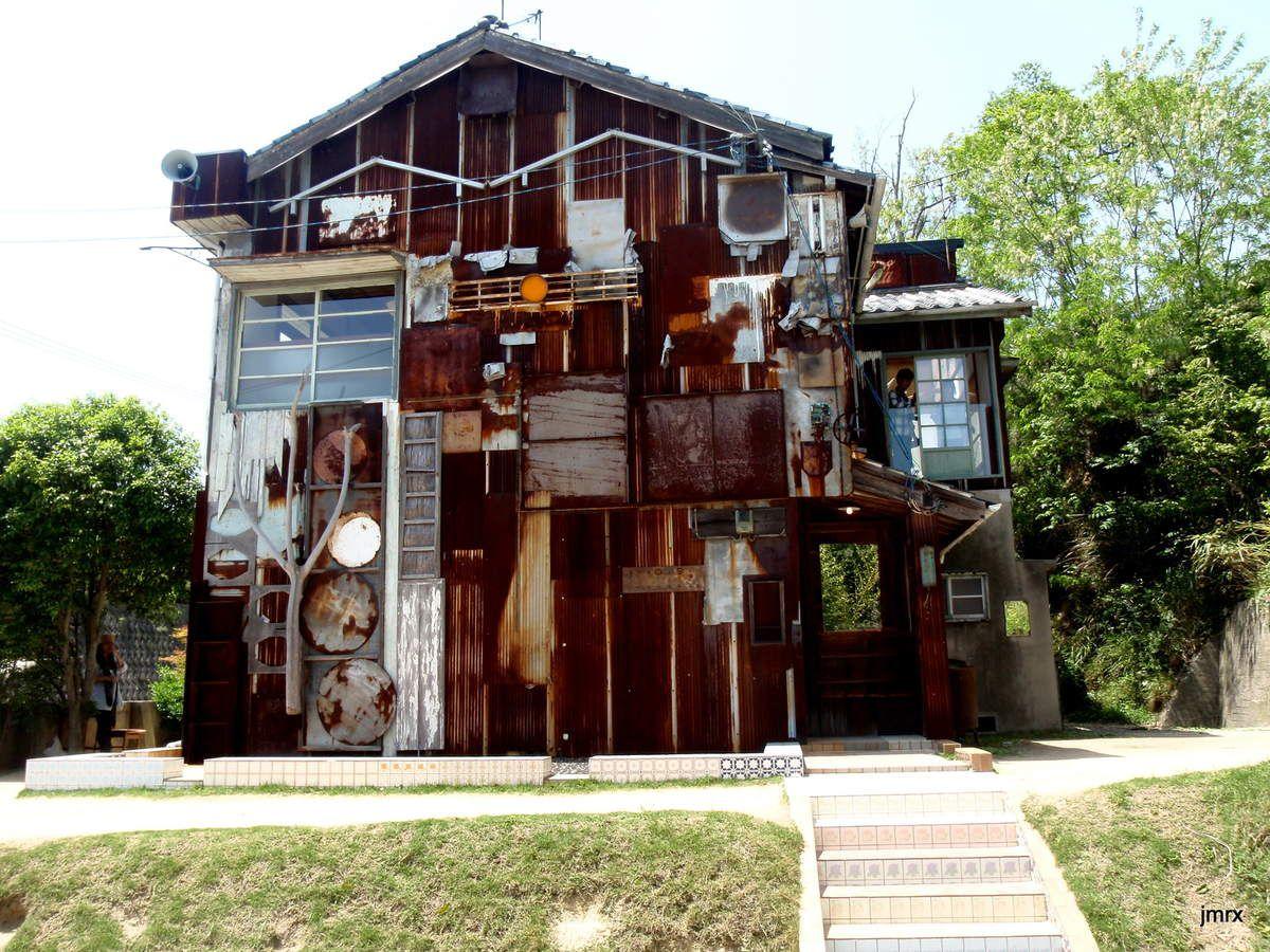 Nao Shima : l'île musée de Tadao Ando.