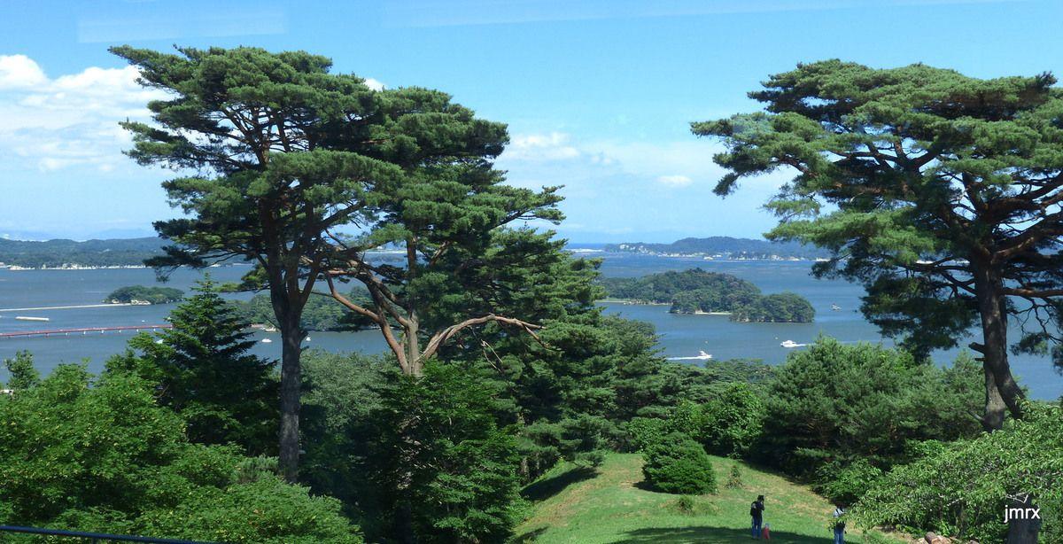 Matsumoto une des trois merveilles du Japon (épargnée par le grand Tsunami de 2011)