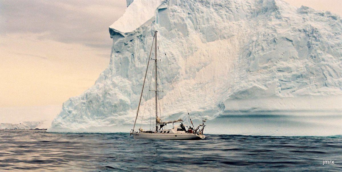 Péninsule Antarctique 2000