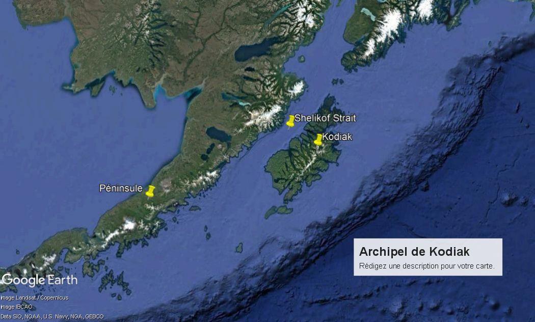 Le tour complet de l'Archipel représente une croisière d'environ 650 milles.