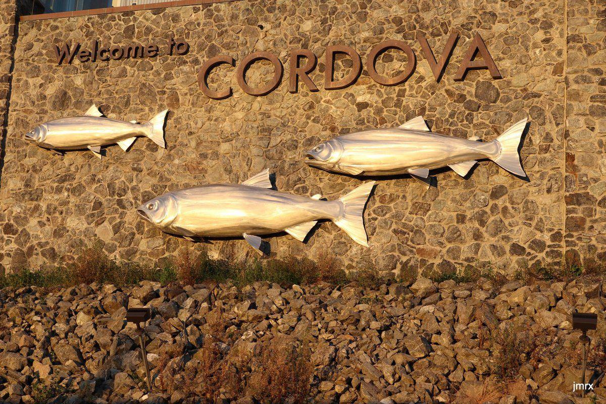 Cordova: notre diète avec modération bien sûr.