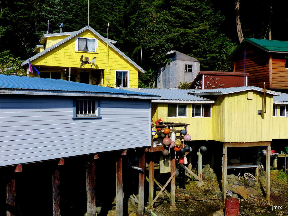 Elfin Cove.