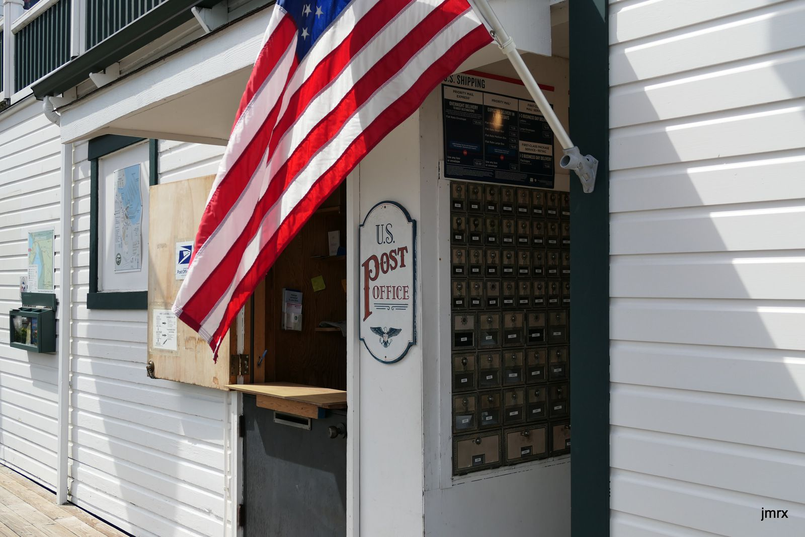 US Post Office.