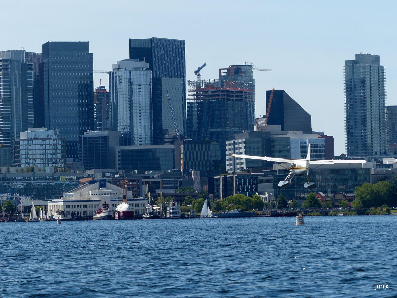 L'hydroport de Seattle.